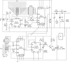 On Off Timer Circuit Diagram Free Electronic Circuits U0026 8085 Projects Blog Archive Cd4541