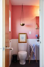 1950s Home Design Ideas by Interior Blue And Pink Bathroom Designs In Delightful 1950s Home
