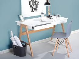 Cheap Modern Desk White Modern Writing Desk Back To Great Ideas For White Modern