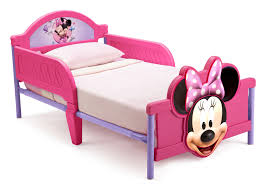 minnie mouse delta childrens products plastic 3d toddler bed arafen