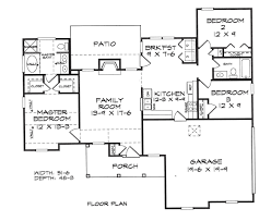 residential blueprints wilford house plans floor plans architectural drawings blueprints