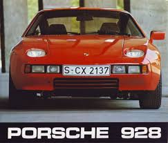80s porsche 928 owning driving and documenting the sixth ever porsche 928