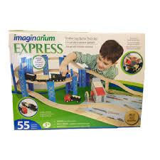 Imaginarium Train Set With Table 55 Piece Imaginarium Toys Customer Service Toys Model Ideas