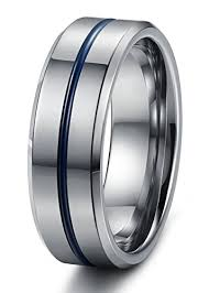 tungsten carbide wedding bands for tungary jewelry 8mm mens tungsten carbide wedding band engagement