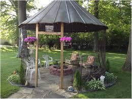 Backyard Creations Umbrella by Furnish Irresistible Backyard Creations Gazebo Getaways U2014 The