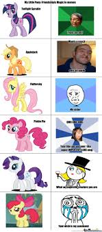 Mlp Funny Memes - my little pony in memes by pwnering meme center