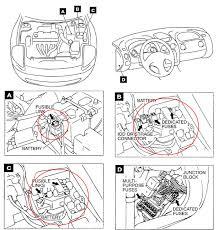 radio wiring diagram for 1999 mitsubishi eclipse wiring diagram