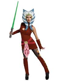 deluxe halloween costumes for women ahsoka costume ahsoka tano star wars costumes and