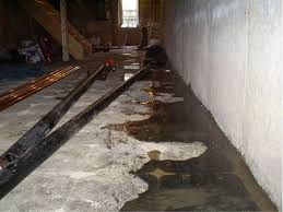 Basement Wall Waterproofing by 28 Basement Leaks Where Wall Meets Floor Foundation Repair