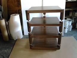 Audio Rack Plans Custom Furniture Hi End Audio Stereo Racks And Isolation