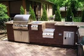 amenager une cuisine exterieure amenager une cuisine exterieure cool barbecue with amenager une am
