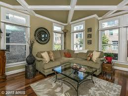 Pottery Barn Livingroom Living Room With Carpet U0026 Box Ceiling In Baltimore Md Zillow