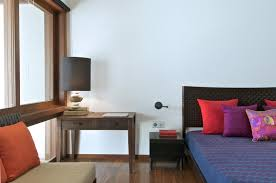 Bedroom Furniture In India by Timeless Contemporary House In India With Courtyard Zen Garden