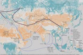 Map Of Russia And China by Us Tries To Prevent Eurasia U0027s Integration Led By Russia China