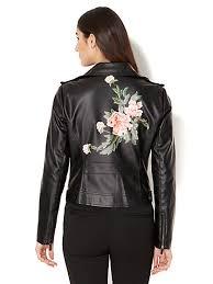 leather jacket black friday sale faux leather jackets for women ny u0026c