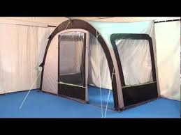 Inaca Caravan Awnings Round Lightweight Awning By Inaca Youtube