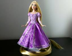 custom disney ice rapunzel doll initially wanted u2026 flickr