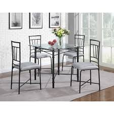 tufted dining room chairs dining room gorgeous metal dining chairs dining rooms