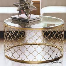 Wohnzimmertisch Orient Couchtisch Louis Gold Lionsstar Gmbh