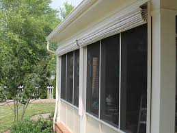 patch work repairs mending a tear on your screened porch