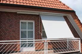 sonnenrollo f r balkon leco sonnenrollo breite ca 150 cm norma24