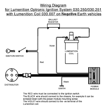 lumenition optronic ignition 12v ms4 coil how to wire in