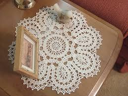 ravelry 19 bruges lace mat pattern by decorative crochet