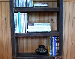 wood and industrial furniture etsy
