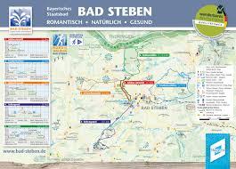 Klinik Franken Bad Steben Nordic Walking Strecken Bad Steben