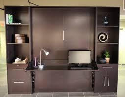 Bed Desk Combo Bedroom Furnitures Bedroom Built In Murphy Bed Desk Shelves Set