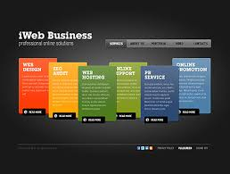 flash website template free business flash video gallery template