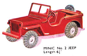 jeep toy category minic vehicles second series the brighton toy and