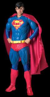 Superman Halloween Costume Deluxecollectorssupermancostume Jpg