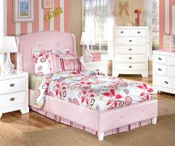 Ashley Furniture Upholstered Bed Bedroom Licious Young Parisian Full Size Upholstered Bed Pink