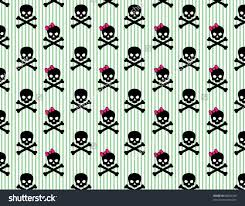halloween stripe background girly skulls and bones wallpapers skull art plaid and halloween