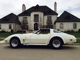 25th anniversary corvette value 1978 corvette l82 6k s matching 25th anniversary for