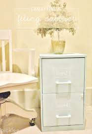 Chalk Paint On Metal Filing Cabinet How To Use Chalk Paint On A Metal Filing Cabinet Diy S