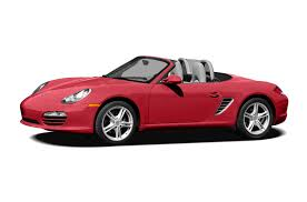 Porsche Boxster Base - 2010 porsche boxster new car test drive