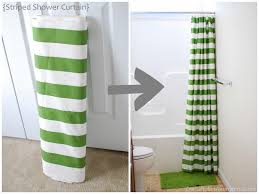craftaholics anonymous diy shower curtain tutorial