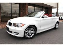 2009 bmw 128i convertible for sale used 2008 bmw 1 series 128i convertible for sale stock u18466