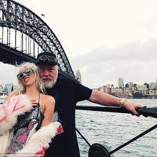 Seeking Kyle Doll Imogen Anthony Spends 6th New Years With Kyle Sandilands Daily