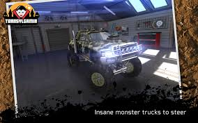 monster truck car racing games monster truck jam racing 3d android apps on google play