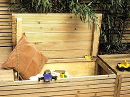 Garden Storage Bench Build by Patio Bench Ideas U2013 Smashingplates Us