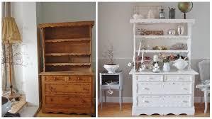 Wohnzimmer Vorher Nachher Brocante Charmante Möbel Restyle Vorher Nachher