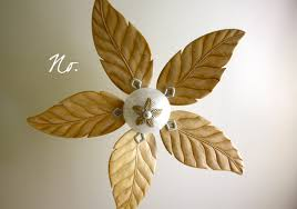 leaf ceiling fan with light palm leaf ceiling fan blades modern beautiful with 32 for home