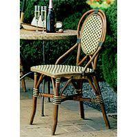 patio bistro chair 7156 12 from palecek