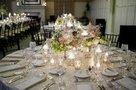 Wedding Table Setting Wedding Reception Table Settings