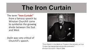 Who Coined The Phrase The Iron Curtain What Does The Term Iron Curtain Symbolize Nrtradiant Com