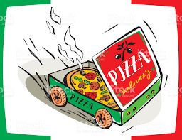 box car clipart cartoon pizza box delivery pizza hand drawn image delivery car
