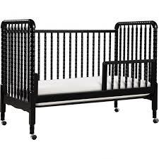 Walmart Convertible Cribs Amazing Davinci Lind 3 In 1 Convertible Crib Black